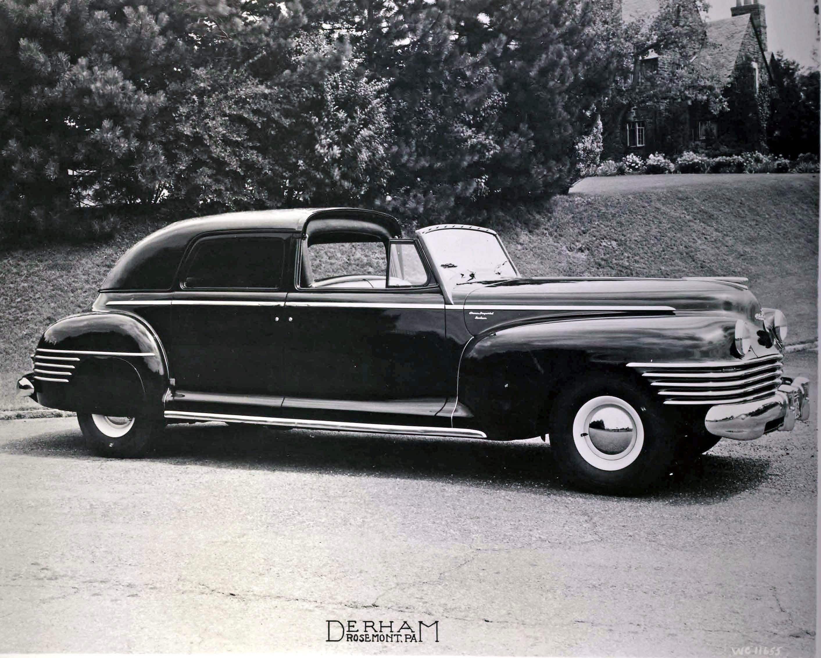 Chrysler Town Car
