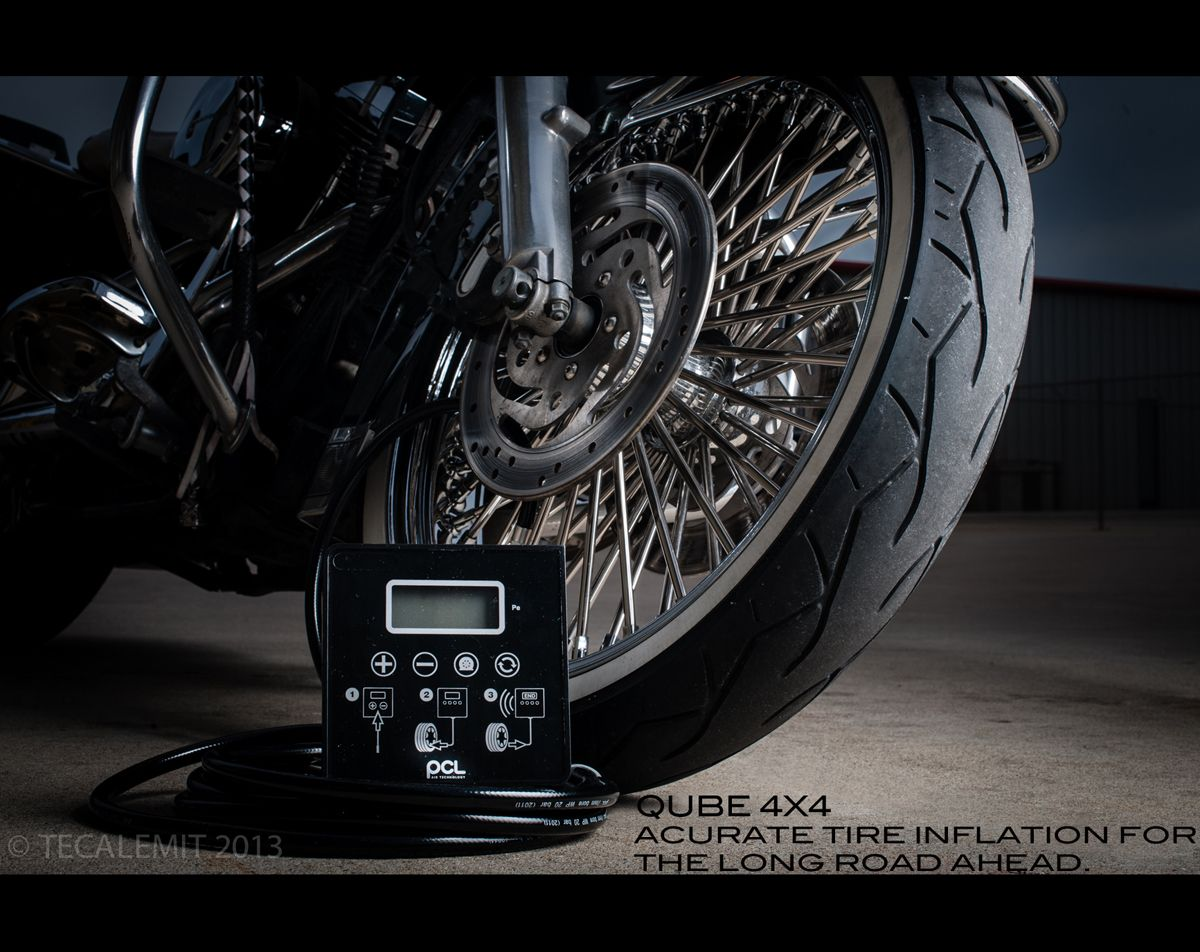 NEW PRODUCT SHOOT... INTRODUCING THE QUBE 4 X 4. TECALEMIT
