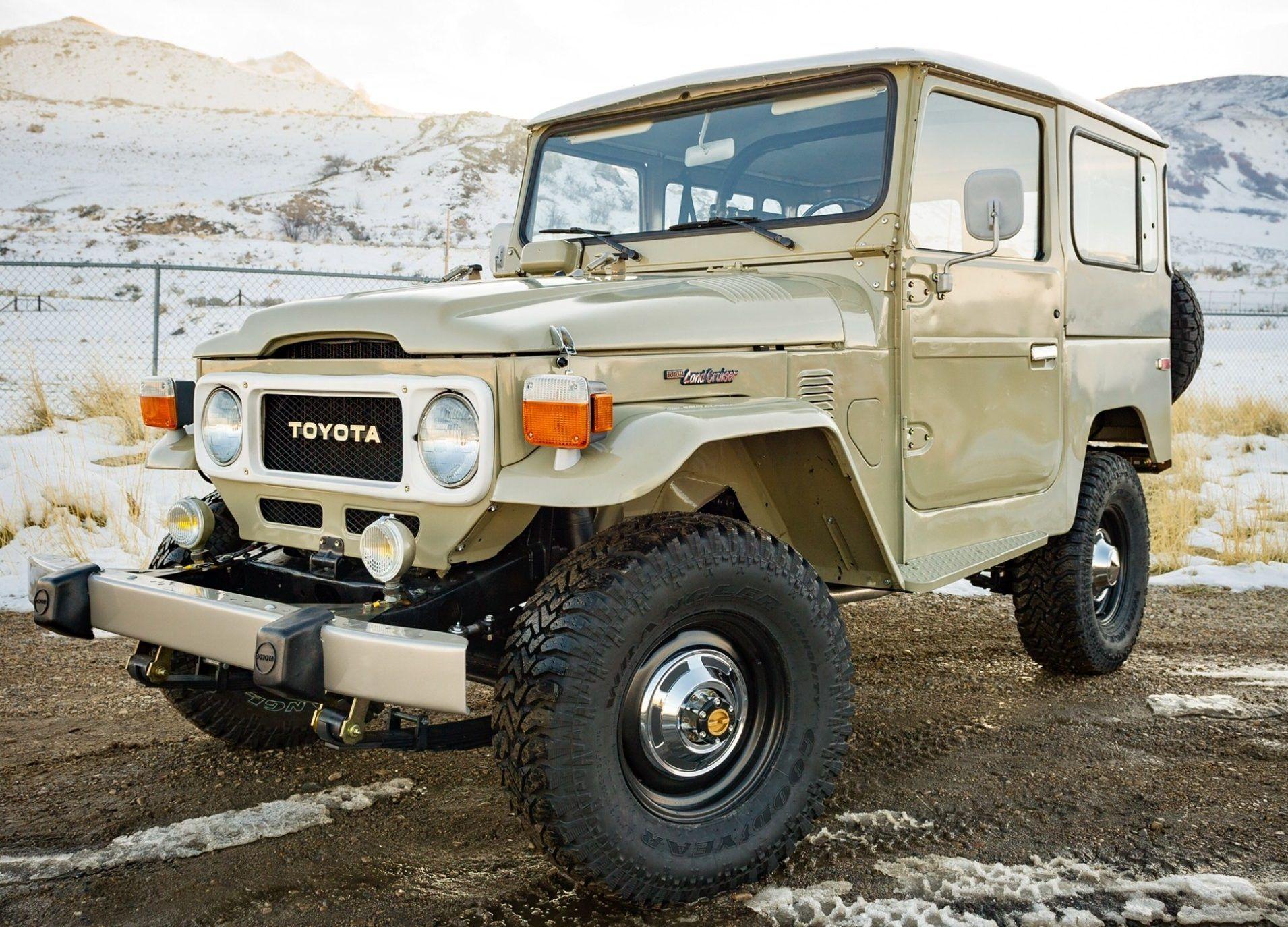 1981 Toyota Land Cruiser FJ40