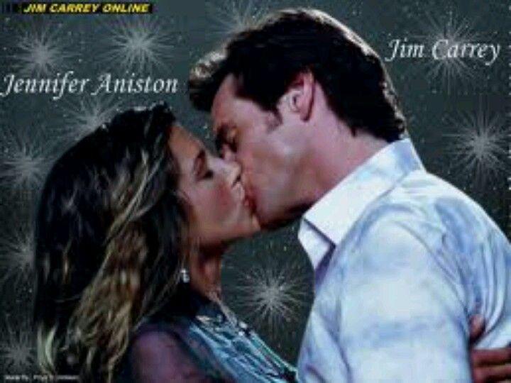 Jim Carrey With Jennifer Aniston Jennifer Aniston Jim Carrey Jim Carey