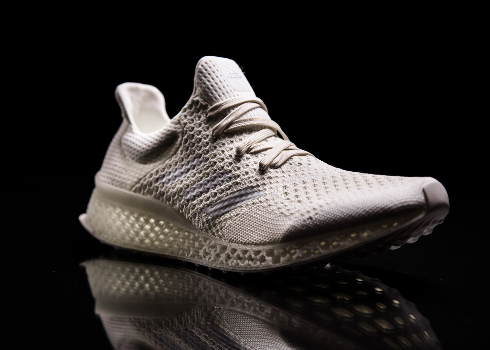 wholesale dealer 6c213 4962e Adidas Futurecraft sole is 3D-printed copy of athletes footprints