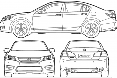 Free car blueprint honda accord usa inspire 2013 blueprint honda free car blueprint honda accord usa inspire 2013 malvernweather Choice Image