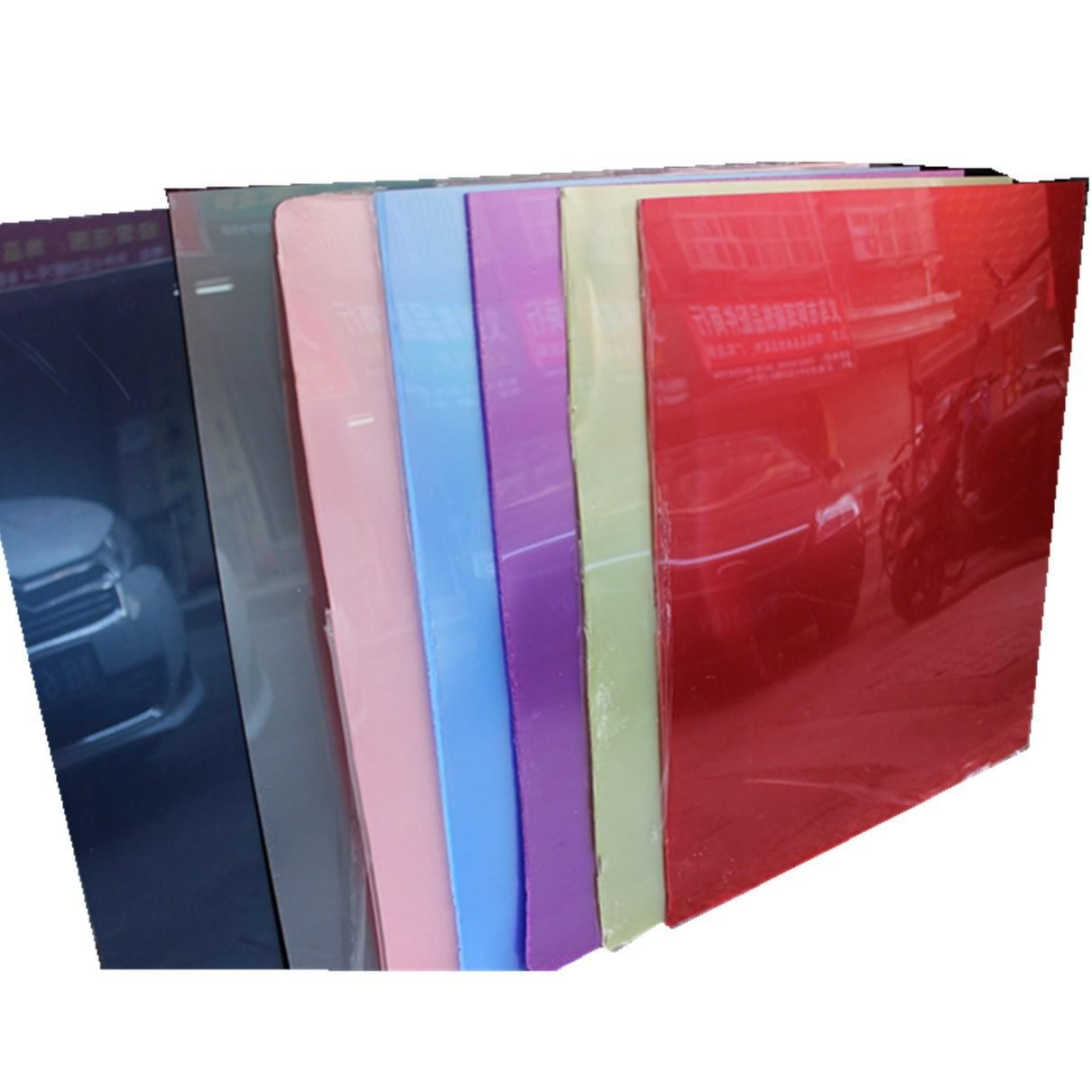 Wholesale Pearlescent Pigments Buy 24 Color High Grade Acrylic Sheet Plexiglass 600mm 500mm Transparent And Clear Reflec Acrylic Sheets Plexiglass Acrylic