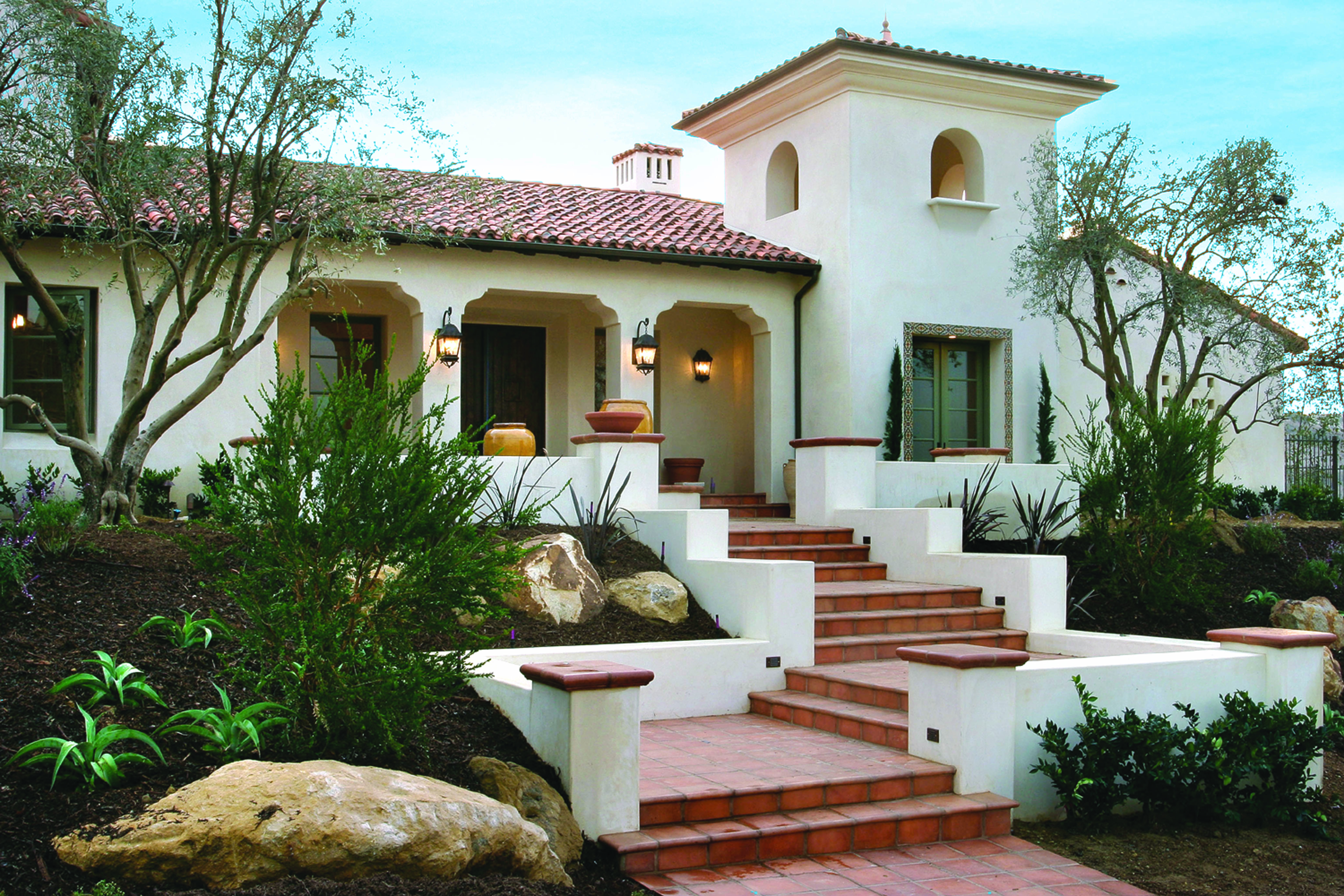 30 Modern Spanish Homes For Your Inspiration Spanish Style Homes Spanish Colonial Homes Spanish House