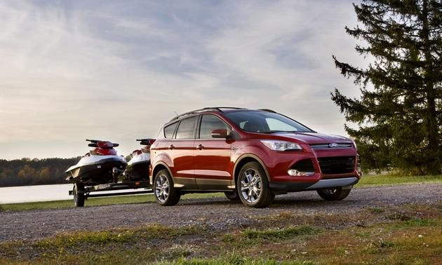 2013 Ford Escape All New And Coming Fall 2012 Waldorfford