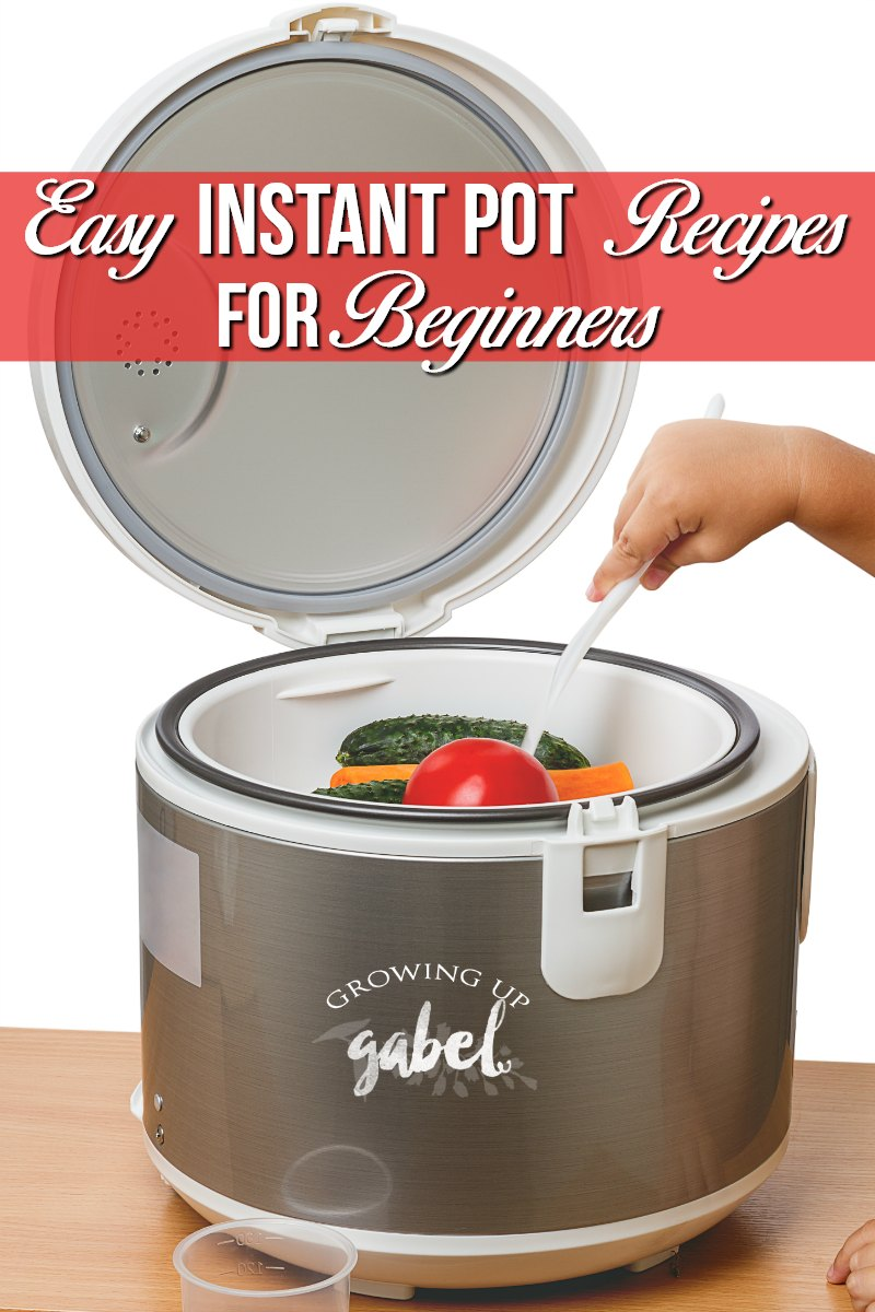 Easy Instant Pot Recipes for Beginners #instantpotrecipesforbeginners Easy Instant Pot Recipes for Beginners #instantpotrecipesforbeginners