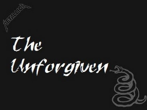 Metallica The Unforgiven Tlumaczenie Unforgiven Metallica Metallica Music