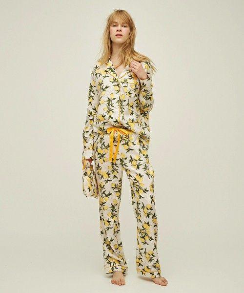 シャツパジャマセット(ルームウェア/パジャマ)|PEACH JOHN(ピーチジョン)のファッション通販 - ZOZOTOWN