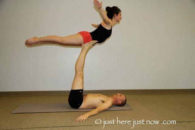Fly Away A Synergy Partner Yoga Workshop Partner Yoga Partner Yoga Poses Yoga Workshop