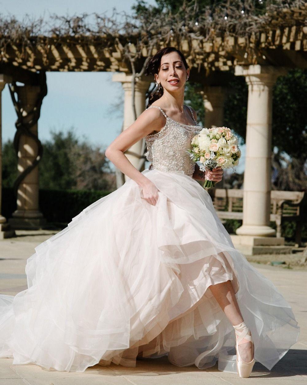 Prima Ballerina Wedding Inspiration With IRL Ballet Dancers ...