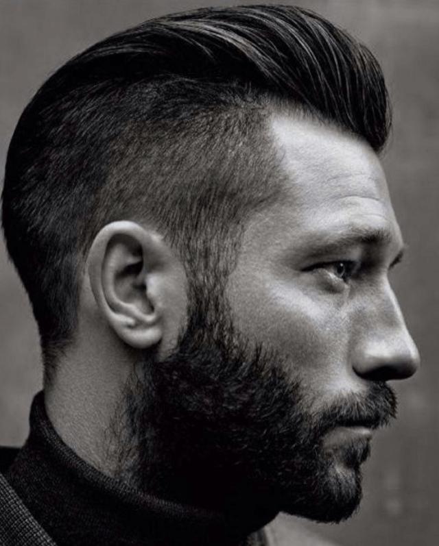 Undercut Frisuren Männer Ohne Übergang Frisuren Männer Undercut