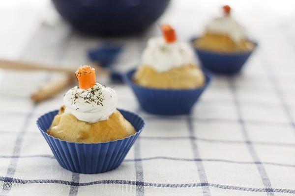 Muffins de puerro y salmón 99_1