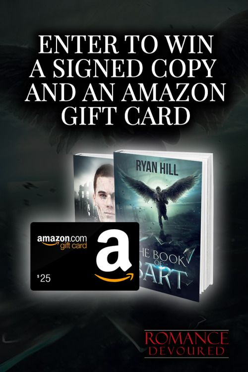 Win A 25 Amazon Gift Card Signed Copies From Bestselling