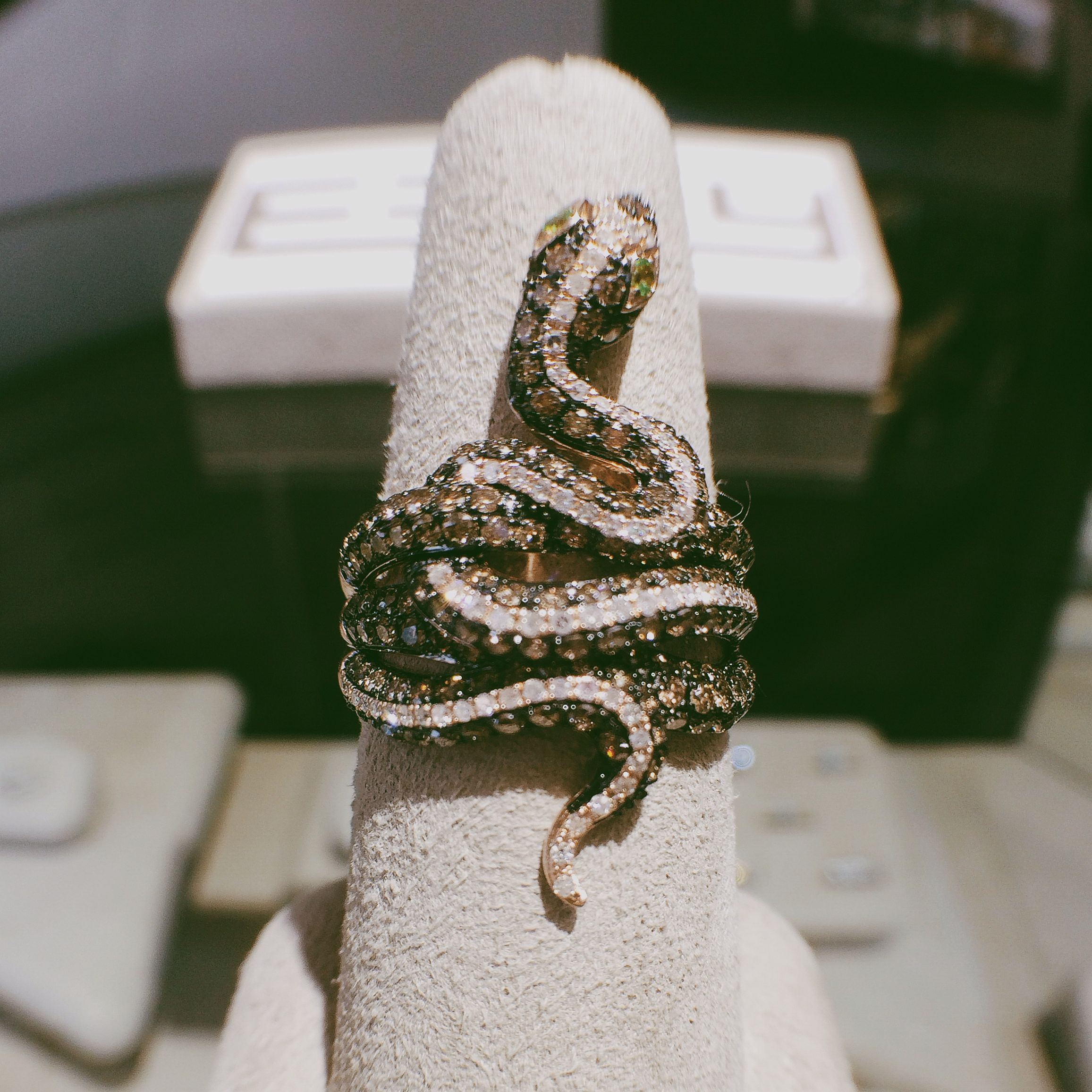 Snake Is A Symbol Of Health And Strength Effy Jewelry Effy