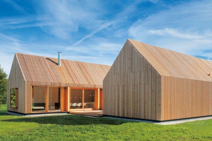Architekt Regensburg nur die lärchenholzrahmen der fenster sind geölt kühnlein