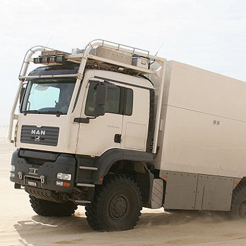 Introducing the Unicat - One Extreme RV | Rv and Expedition vehicle