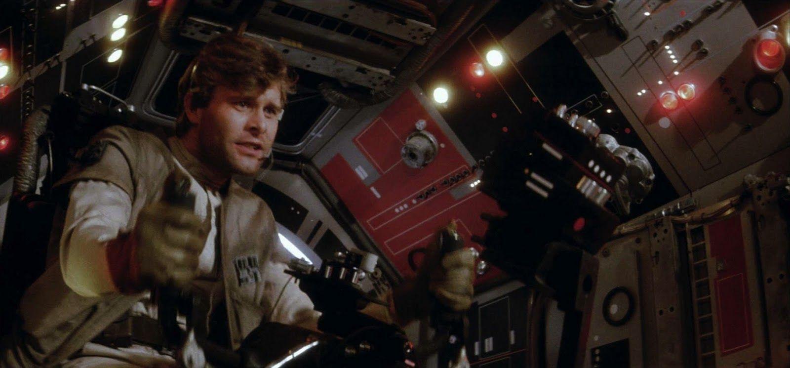 Rebel Soldier aboard the Millennium Falcon