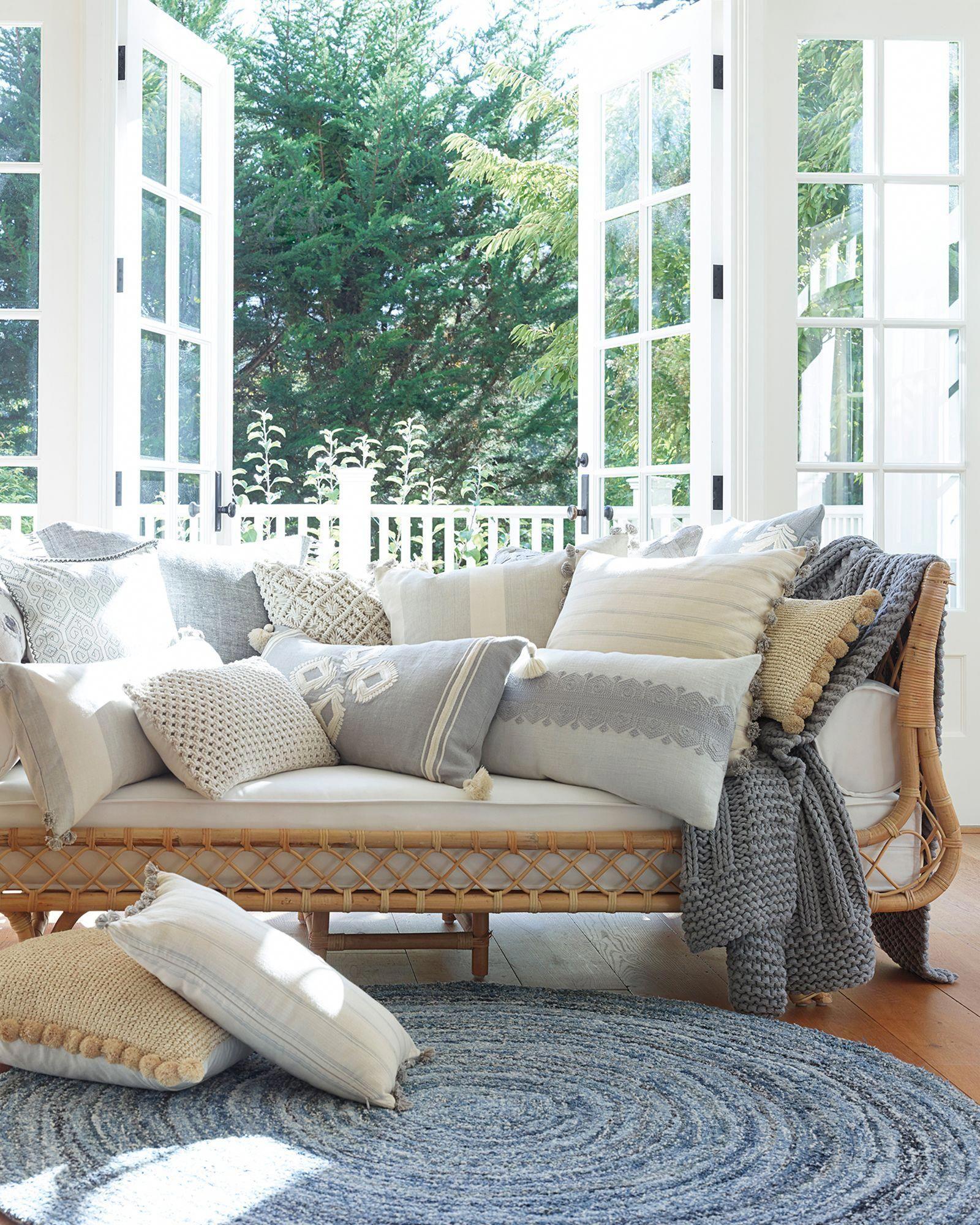 Beach Home Interior Design Ideas:  Beach House Themed Interior Design #BEACHHOUSEINTERIORS In