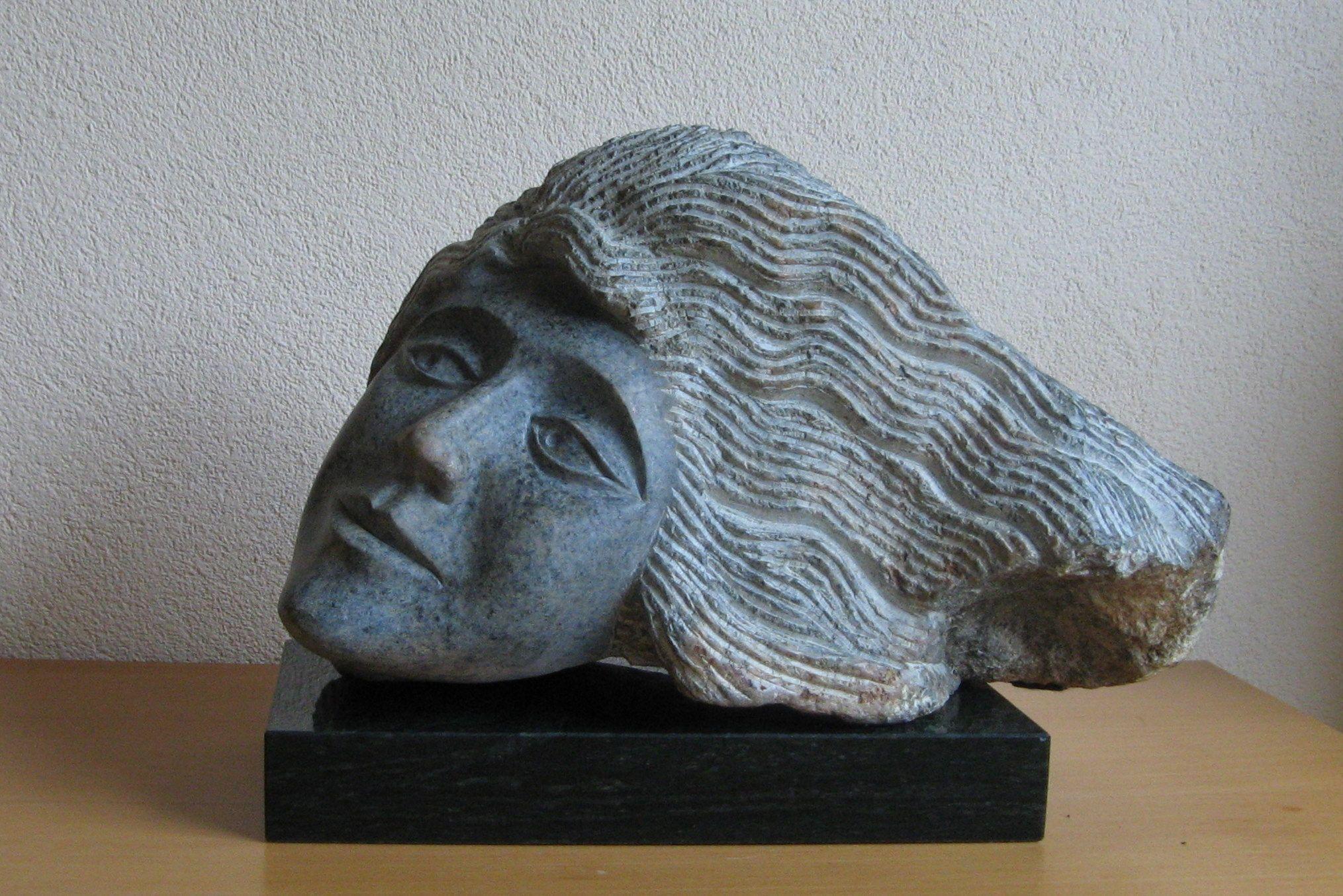 In de wind skulptur pinterest