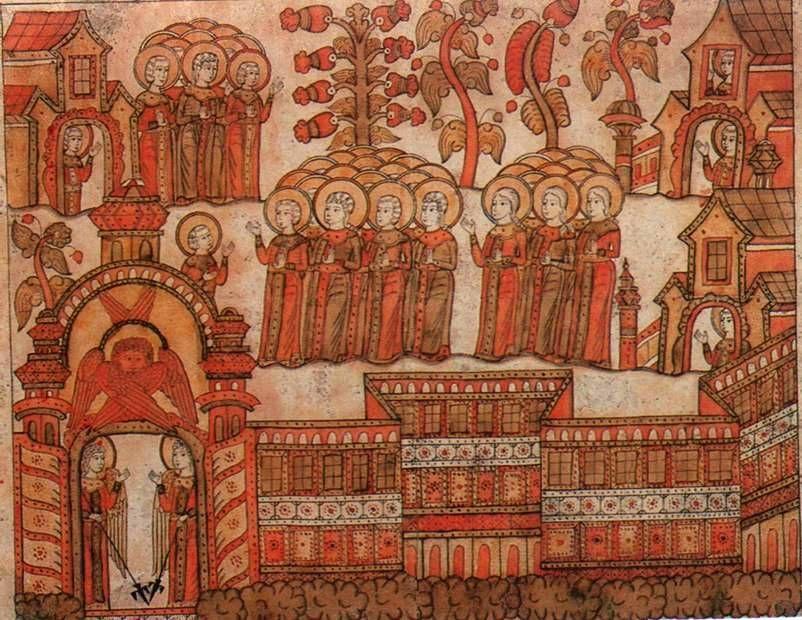 Лубок картинки народные в русском музее, темному