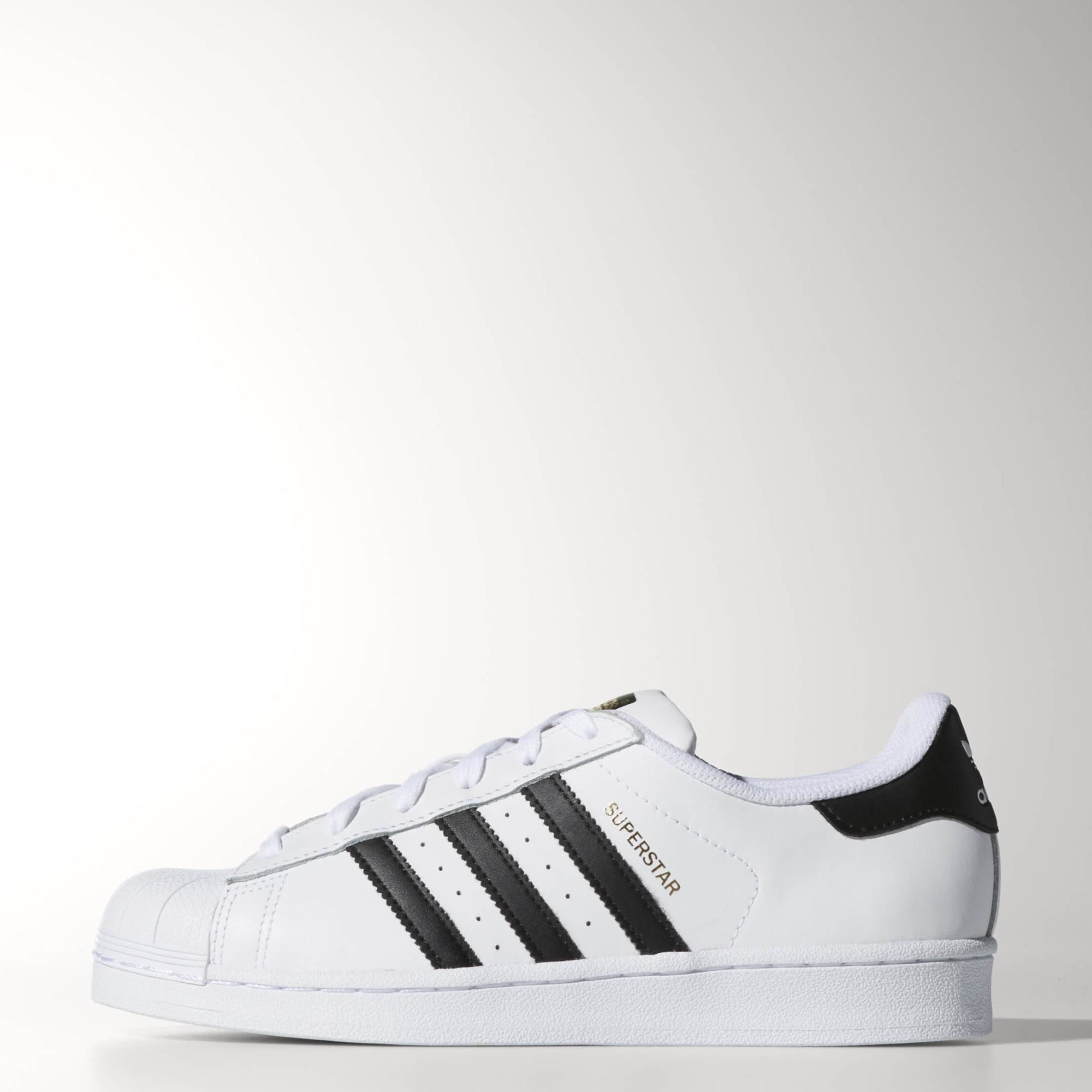 A contender since 1969, the adidas Superstar shoe was the first all-leather  low
