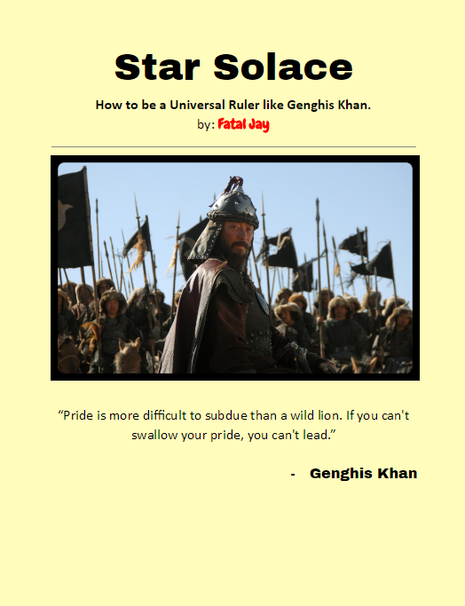 Genghis Khan Ebook