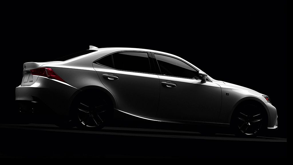 Photo Lookbook Full Screen Images of 2014 Lexus IS