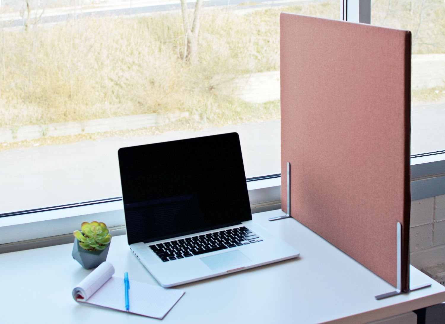 Improve Employee Concentration And Productivity By Providing Premium Privacy Work Fort Privacy Screens Do The Trick Privacy Panels Diy Desktop Sound Panel