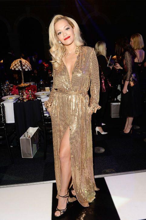 Rita Ora in Emilio Pucci