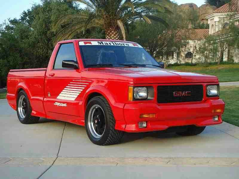 Marbolo Syclone With Images Chevy Trucks Gmc Trucks