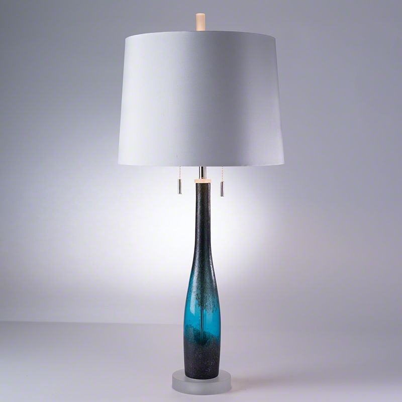 A Home A Global Views Company Product Groups Metallic Blue Lamp Blue Lamp Lamp Home