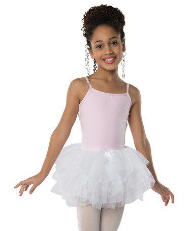 Look at this #zulilyfind! White Layered Tutu #zulilyfinds