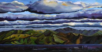 New Zealand Paintings - Rachel Campbell