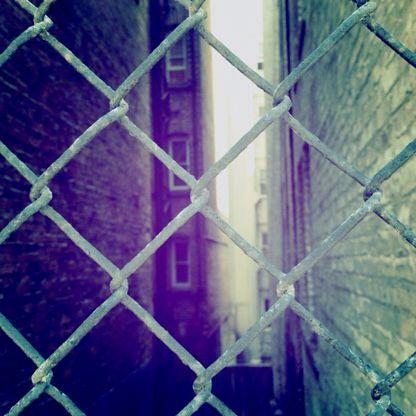 California Alleyway #sanfrancisco #mirandawildmanartist