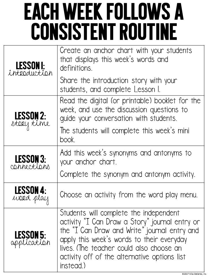 Vocabulary Strategies Activities And Lessons For Success Reading