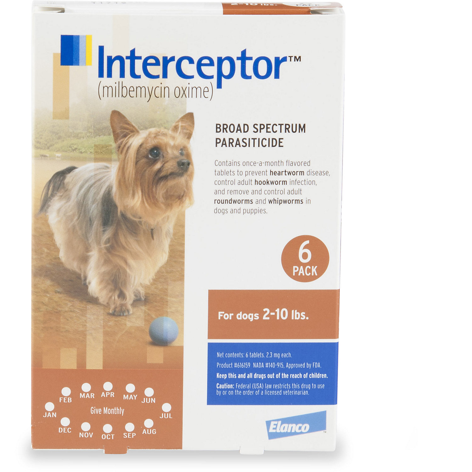 Interceptor Flavor Tabs For Dogs 2 To 10 Lbs 12 Pack Cheap Pet Insurance Cats Cucumbers Pet Insurance Quotes