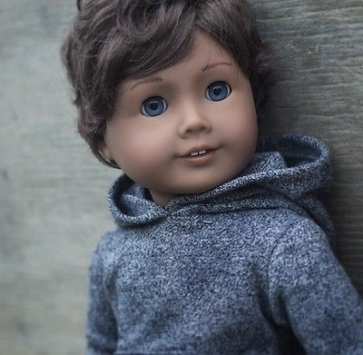 37ea285b189a8 Custom-American-Girl-Boy-Doll-Hawthorn-by-Fleur18studio | Pretty ...