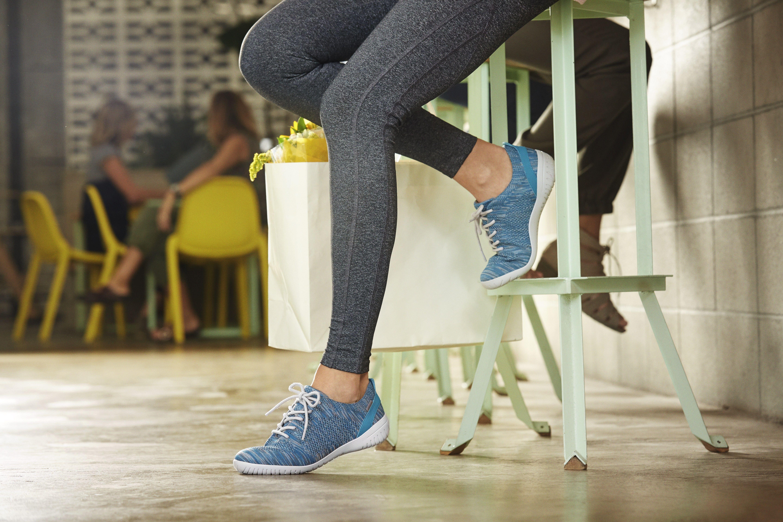 Raelyn Knit Tie Sneaker   Knit sneakers
