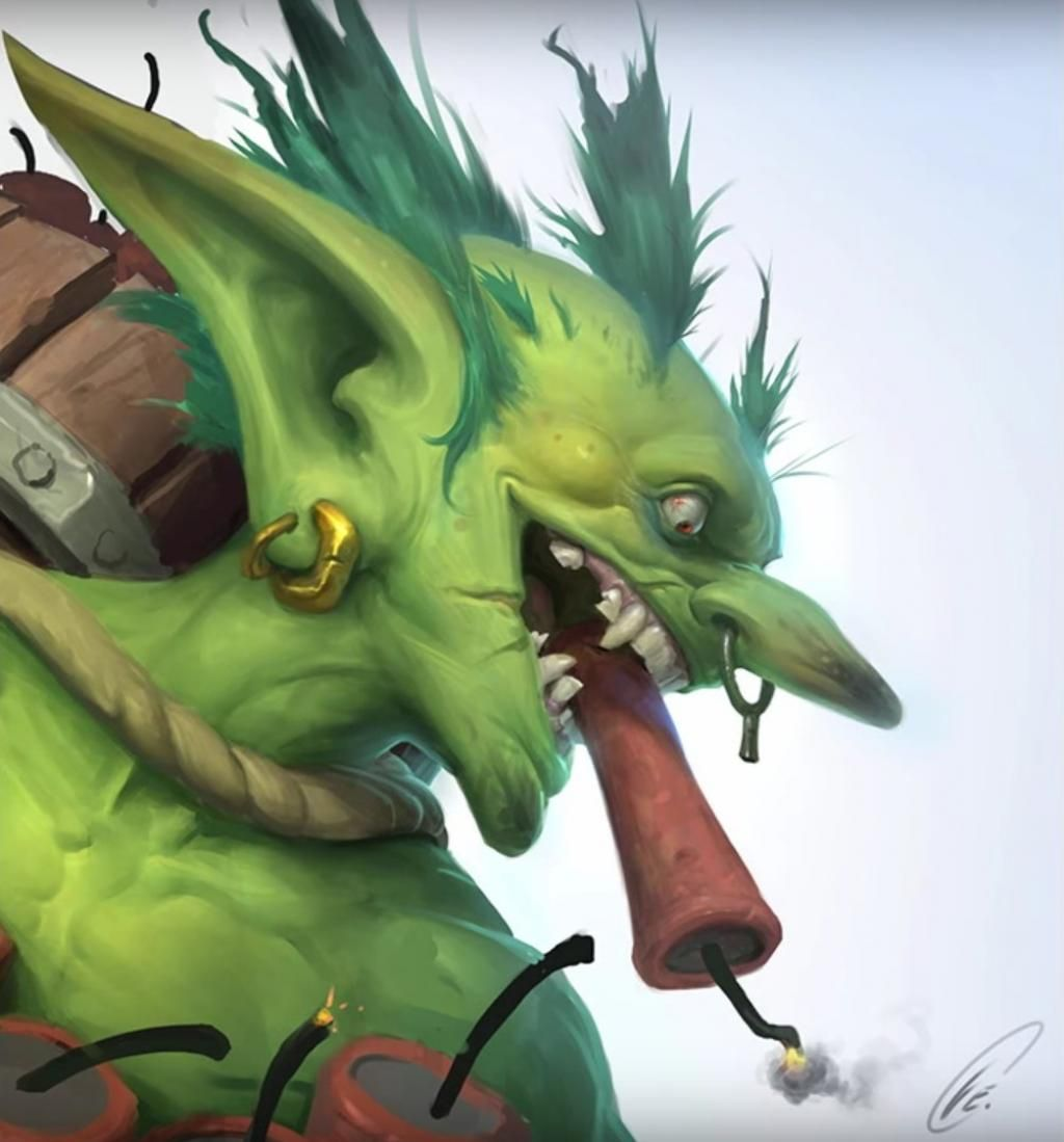 Lets share our favorite Warcraft fan-art! - Page 132