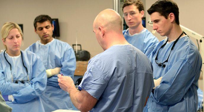 La incorporación de un Curriculum Spine Lab Disección en Formación de Neurocirugía Residency