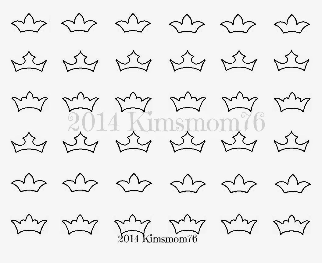 kimsmom76 cookie jewelry icing transfers part 2 bicos de