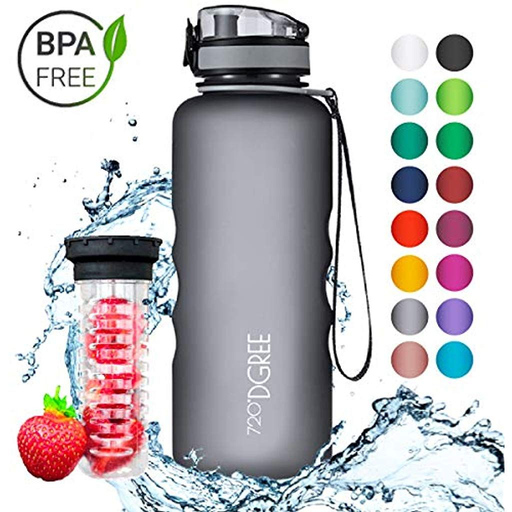 720dgree Trinkflasche Uberbottle 1 5 Liter Wasserflasche Auslaufsicher Sportflasche Schule Sport Fahrrad Bpa Wasserflasche Sportflasche Trinkflasche