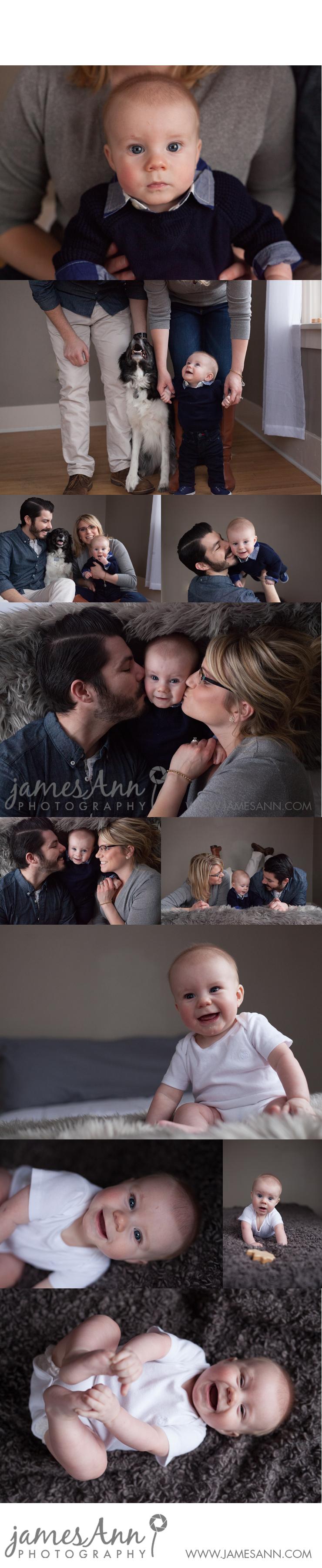 Baby Oliver, Children's Photography, Lincoln, NE ...