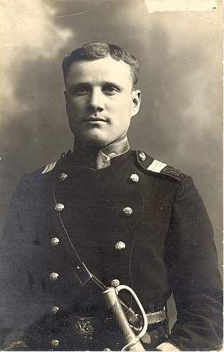 Russian Uniform Identification and Age?lukashevich