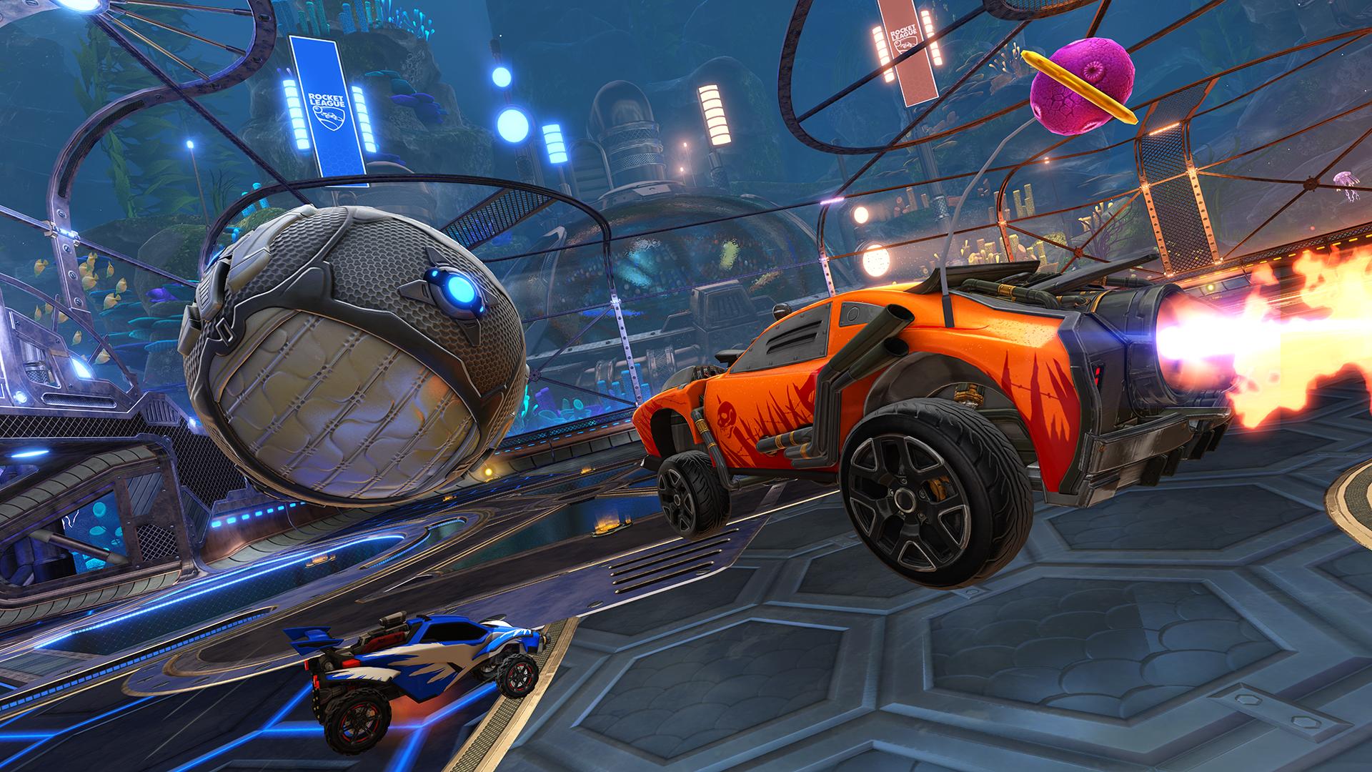 Dropshot Rocket League Official Site Rocket League Ps4 Or Xbox One Xbox One