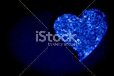 Fotografía Gema Ibarra: Blue #Heart by Gema Ibarra at #Istock