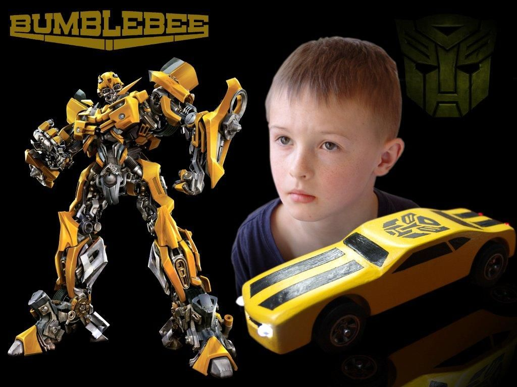 Bumblebee Pinewood Derby Car Pinewood Derby Pinterest