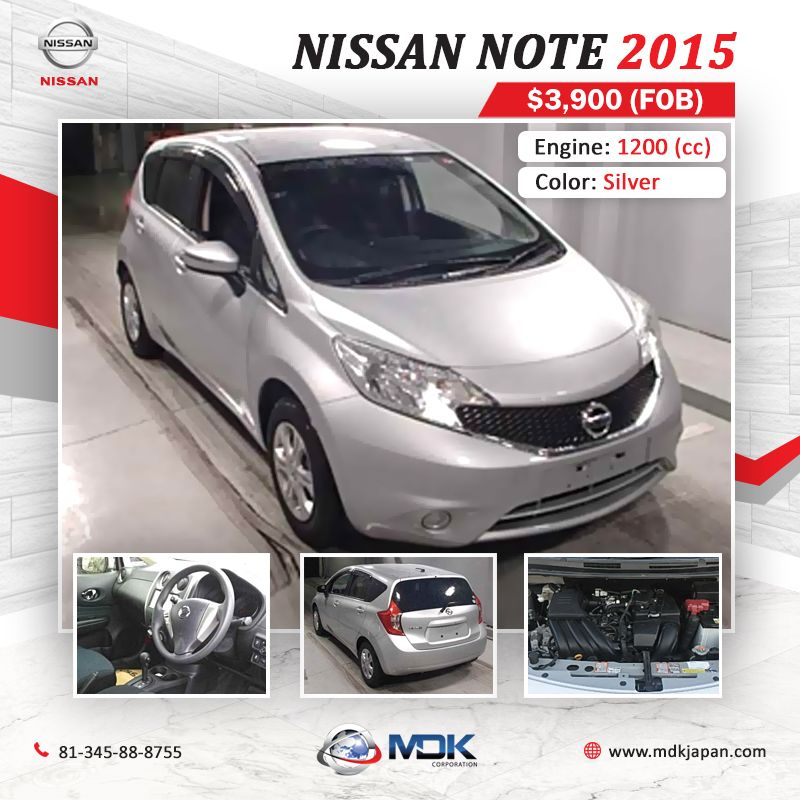 Top Japanese used vehicles trading company MDK Japan to