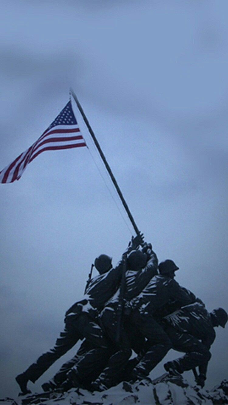 Pin By Meghan On Miscellaneous Military Wallpaper American Flag Photography Hd Wallpaper Android