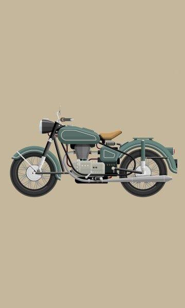Iphone Men Flat Motorcycle Wallpaper Motorcycle Wallpaper Iphone Wallpaper Vintage Royal Enfield Wallpapers